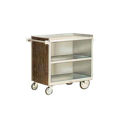 """Lakeside 844 22-1/2""""x39-5/16""""x37"""" Enclosed Bussing Cart"""