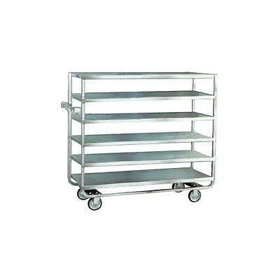 "Lakeside 762 21-1/2""Wx54-1/2""Lx54-5/8H Stainless Steel Open Tray Truck"