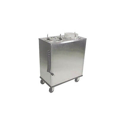 """Lakeside 917 7-1/2"""" Dia. Adjust-a-Fit® Heated Cabinet Dish Dispenser"""