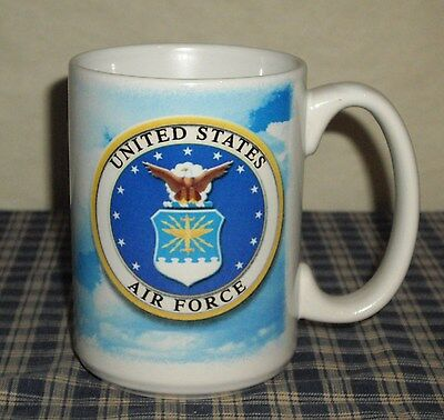 Cuppa United States Air Force Coffee Mug  Made in the USA