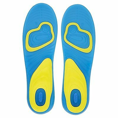 Scholl Gel Active Insoles - Men`s shoe - Adjustable (cut to size). Care for Feet