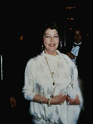AVA GARDNER - Us Actress - Original Vintage Photograph - 1990's