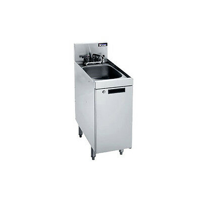 "Krowne Metal KR21-SD12C Royal 2100 Series 12""W Underbar Hand Sink"