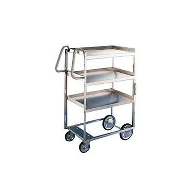 "Lakeside 5925 21-5/8""x41-3/8""x46-3/4"" Ergo-One® Stainless Utility Cart"