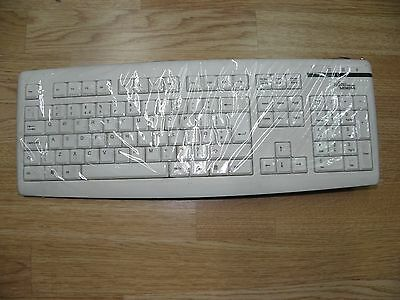 Fujitsu Siemens Uk Usb White Keyboard S26381-K365-V365 Model: Kb Slim