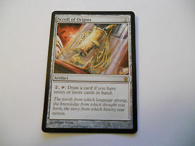1x MTG Scroll of the Origins-Pergamena delle Origini Magic EDH ING Inglese x1