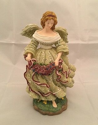 Pipka Earth Angels Angel Of Roses Limited Edition #385 Design #11704 Prizm 2000