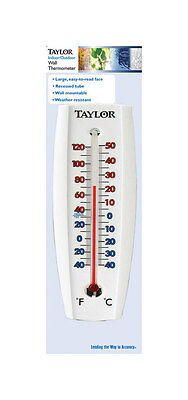 Taylor 5154 Indoor Outdoor Wall Thermometer