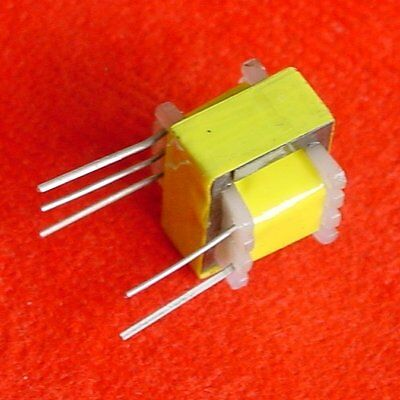-- 2x EI-14 Audio Transformer 320:128 320:32 ohm 320:2x32 ohm e