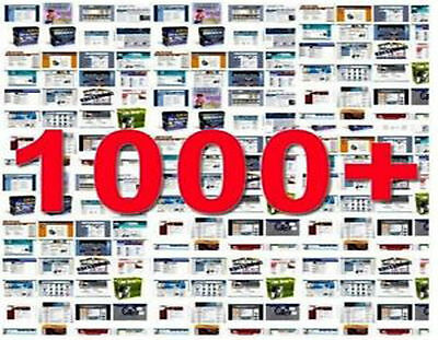 Online Business 100% Pure Profit,1000+ Websites PHP scripts  with RESELL Rights