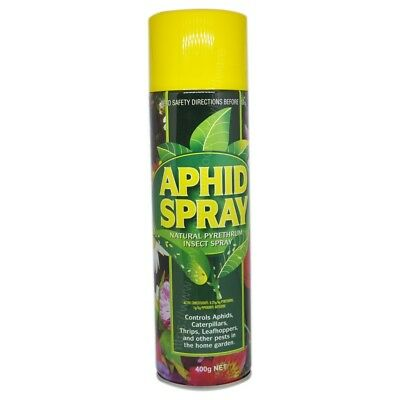 Aphid Spray 400g Controls Aphids,Caterpillars,Thrips,Leafhopperes & others