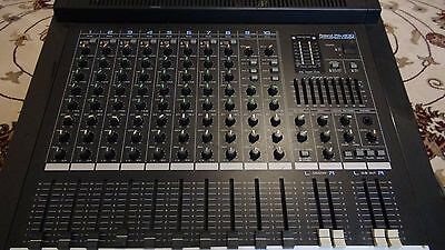 Roland PA400 Powered Mixer & a pair of DAS DS-12  300W speakers