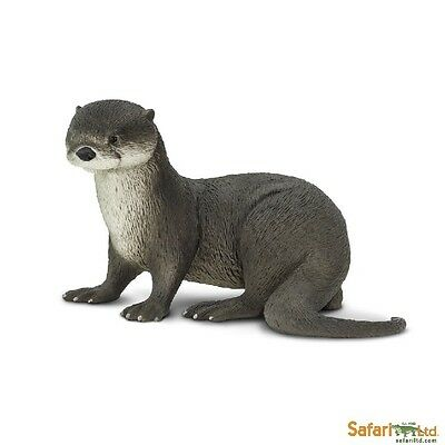 Loutre 8 cm Animaux Sauvages Collecta 88053