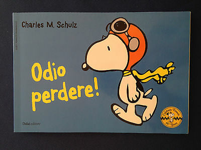 SCHULZ - ODIO PERDERE! - Celebrate Peanuts 60 Years n. 24