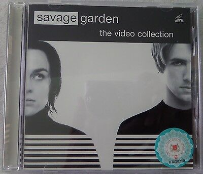 Savage Garden : THE VIDEO COLLECTION VCD Video CD RARE!!