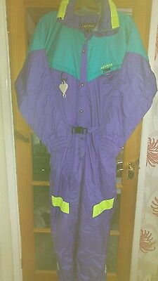 Nevica One Piece Ski Suit UK42M