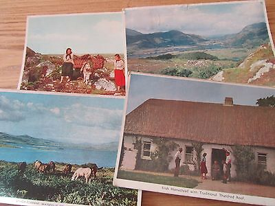 Ireland Collection 50 old postcards