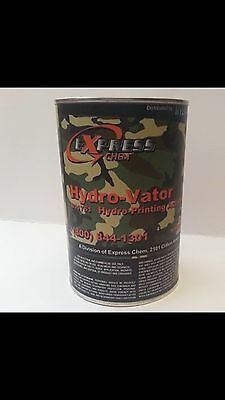 Hydro-Vator 5 Litre hydrographics activator Water Transfer Printing HydroDipping