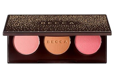 New in Box Becca Palette Blushed with Light Blush Trio Palette RRP£32 as gift