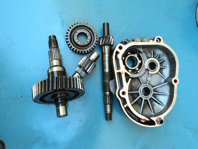 Pont Arriere Transmission Scooter Piaggio 125 Thyphoon Modele 2 Temps
