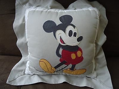 Disney Mickey Mouse Accent Pillow