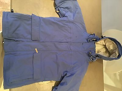 Women's Burton Ski And Snowboard Jacket, Blue, Size XS