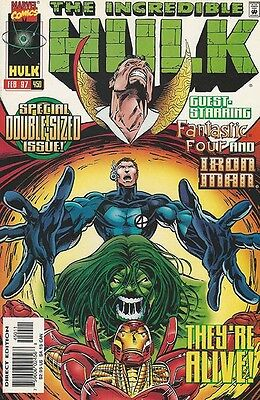 The Incredible Hulk #450 - 1997