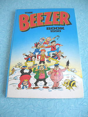 D C Thomson     The Beezer Book    1990