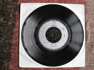 "STATUS QUO - DOWN DOWN - 7"" 45 rpm vinyl record"
