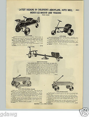 1928 Paper Ad Pedal Car Cars Overland Whippet Willys Knight Lincoln
