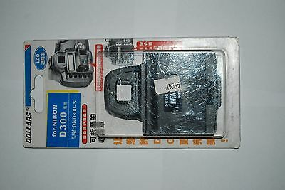 Nikon D300  fit LCD Screen Hood For D300 Camera Only !