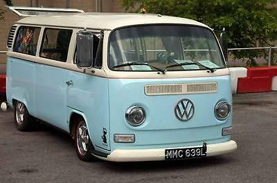 1972 VW Camper RHD - Tin Top Crossover - PX Vintage Beetle Project