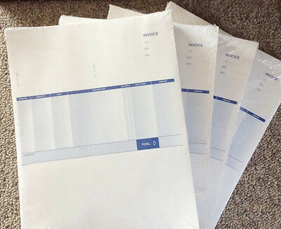 Business Forms Laser Invoices perforated for Laser / Inkjet printer