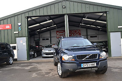 2004 Volvo XC90 2.4 DIESEL geartronic AUTOMATIC D5 SE