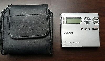 Sony Minidisc Walkman MZ-N910 - Unit Only
