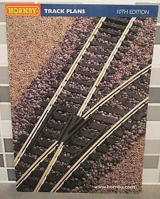 Hornby Track Plans Oo Gauge 2006 10Th Edition Book