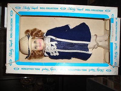 Ideal Shirley Temple Doll in box 1982