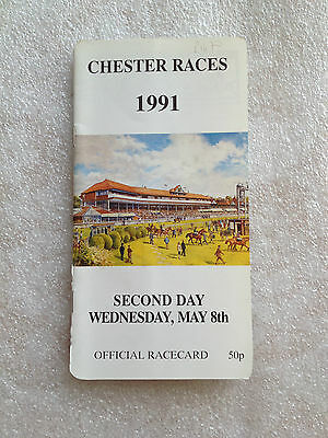 Chester Cup 1991 plus Cheshire Oaks