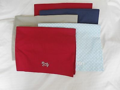"Pottery Barn Kids Toddler Pillowcase 16 x 24"" New without Tag"