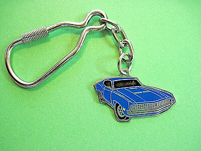 Ford TORINO - keychain  , key chain GIFT BOXED with extra key ring/keychain