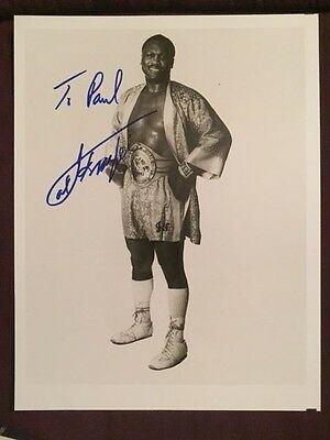 Joe Frazier (D. 2011) Boxing Autographed Signed Photo IP