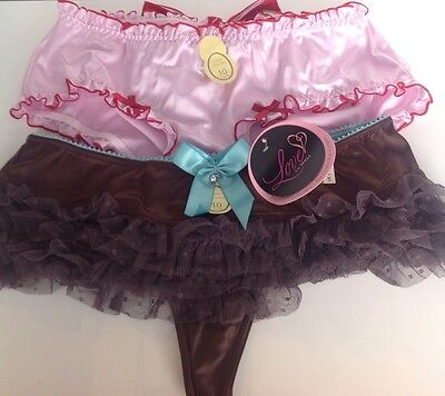 La Senza Underwear Knickers Lot Bundle Size 10 BNWT