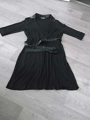 robe noire taille 46