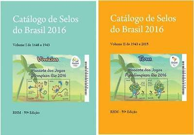 BRAZIL RHM SPECIALIZED CATALOGUE 2016 in 2 VOLUMES