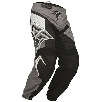 Mtb Fly Racing F-16 Pants W32 Motorcycle Black and Gray
