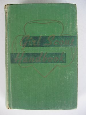 Girl Scout Handbook 1947 New Edition 2nd Impression 1948