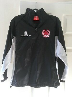 New Clyde Football Club training Jacket Size MB