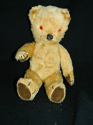 Vintage 1950's Chad Valley collectible Teddy Bear