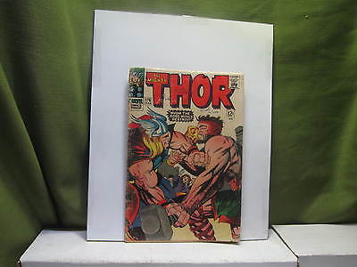 The Mighty Thor 126  Vs. Hercules 1St Issue In Title! Key