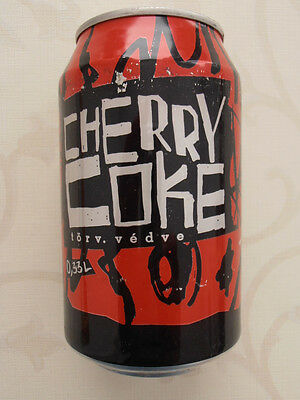 Cherry Coke Coca Cola Dose  Ungarn (1998) 0,33l Can Hungary